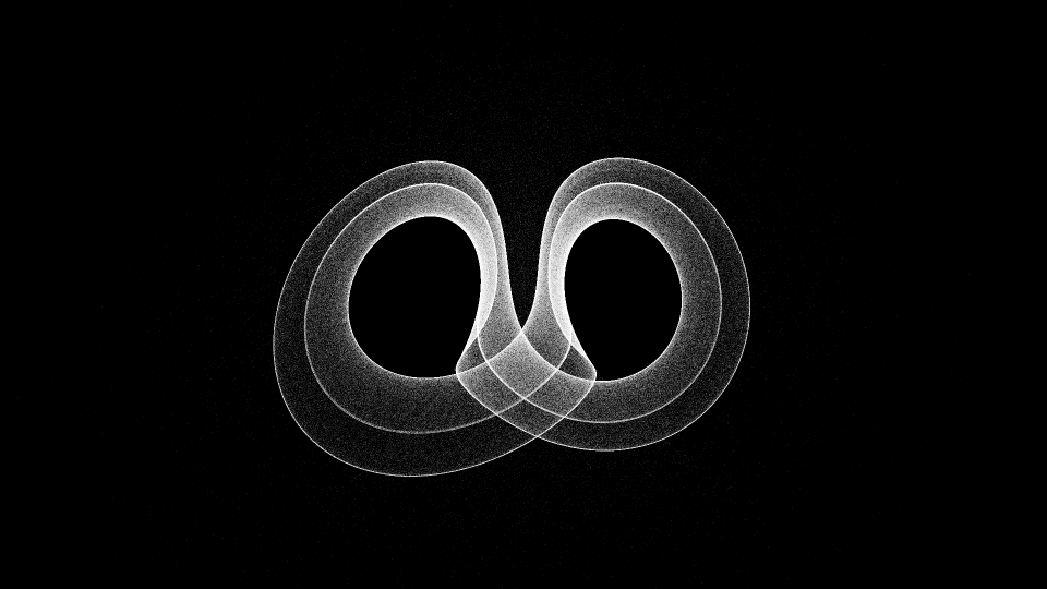 Burke Shaw Attractor